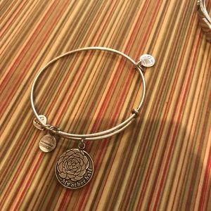 My other half Alex & Ani bracelet